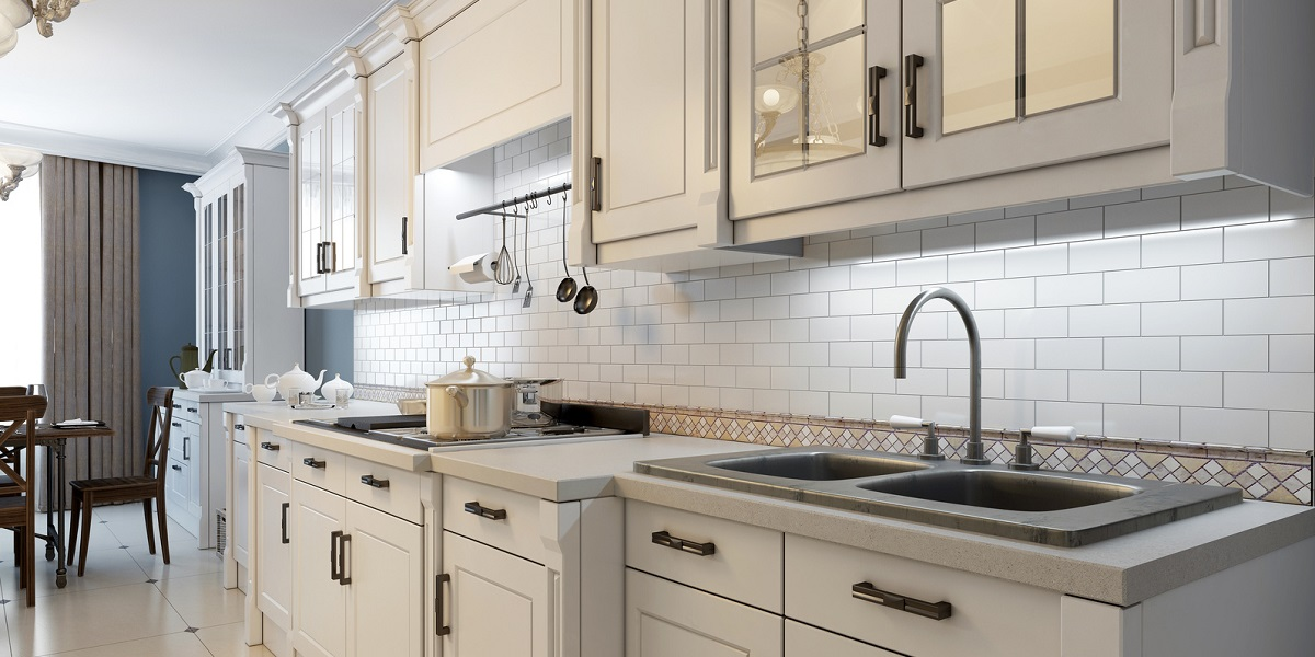 Kitchen Tile Backsplash Installation MacGillivray House Painting Cool Backsplash Installer